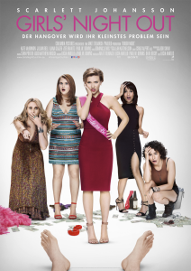 Autokino zeigt: Girls Night Out